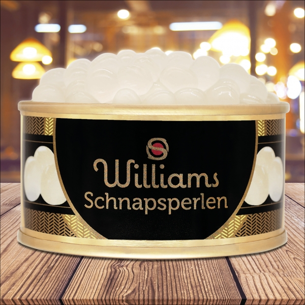 Williams-Birnen Schnapsperlen